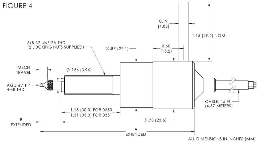 the trans tek, inc series 350 dc gaging transducerstrans tek inc LVDT Schematic
