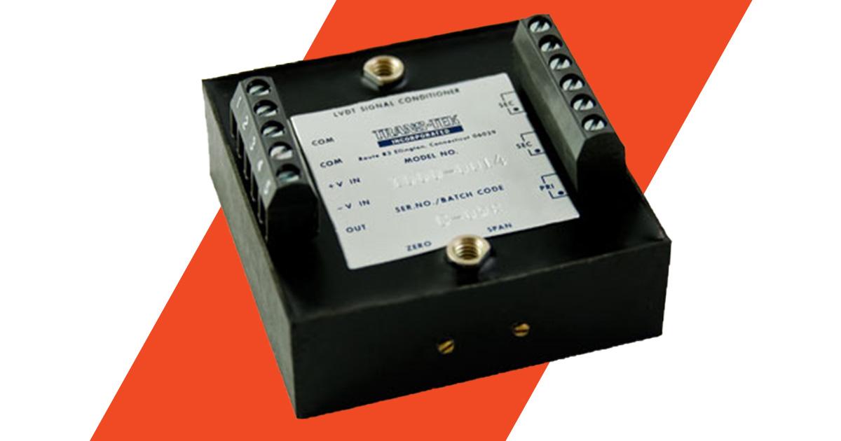 the trans tek, inc series 1000 oscillator demodulatorstrans tek inc LVDT Schematic